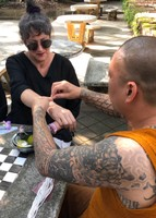 Getting Blessing & Lucky Temple Bracelet