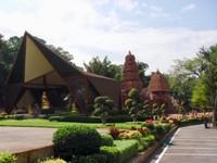Wat Tham Khao Exterior