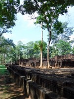 Westernmost Khmer Empire Site Remaining.