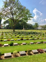 WWII Allied Soldiers Graves