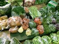 Vegetables in the Flower Market 2