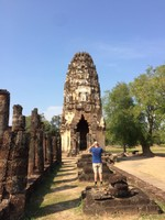 Authentic Khmer Temple Ruins