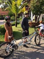 Tandem Bike was Great!