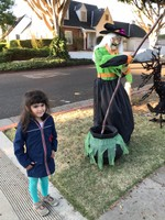 A Neighborhood Witch & Pari.