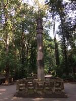 Hindu Obelisk