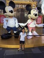 Mickey & Minnie in Thailand!