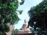 Wat Thum Khao Buddha