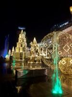 Icon Siam Riverfront at Night