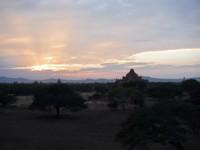 Bagan Sunset 3