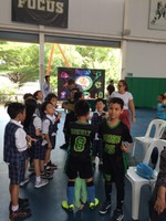 School Football (Soccer) Team