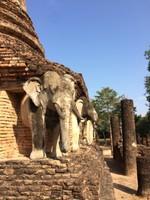 Ancient Elephant Temple
