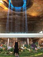 Indoor Rain Forest at Icon Siam