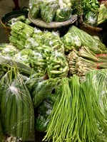 Vegetables in the Flower Market 1
