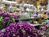 Bangkok Flower Market 11