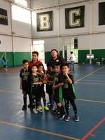 U9 Football Team 2nd place!