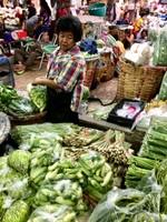 Vegetables in the Flower Market 4