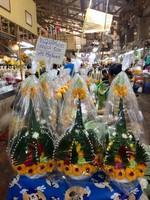 Bangkok Flower Market 1