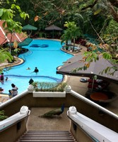 Sheraton Bangkok Garden Pool