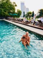 Ladt Swim With PapaBpoo