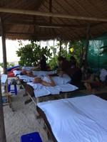 Hotel Beach Massage Spot