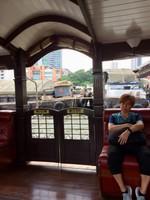 Sheraton boat