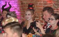 Halloween Party in Transylvania- Turkish ladies