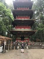 Tokugawa Pagoda