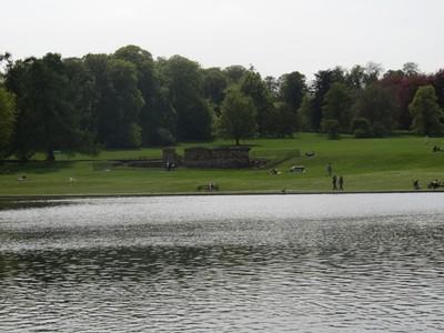 Roman remains, Verulamium Park