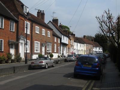 Historic Fishpool Street
