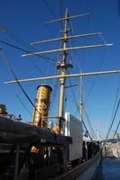 Buque Corbeta ARA Uruguay, a museum ship in Puerto Madero