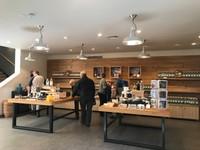 Isle of Harris Distillery shop