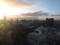 View from the Wheel of Manchester