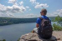 Devils Lake Lookout