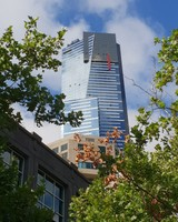 Eureka Tower, Melbourne Australia