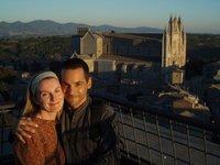 Me and Fi, Umbria, Italy