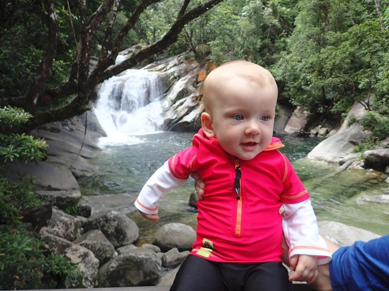 Josephine falls lookout