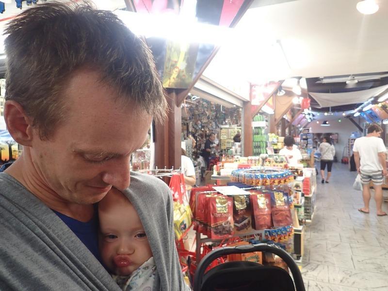 Så här tycker Joline om Night Market