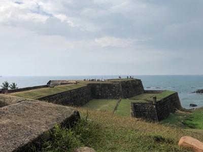 Star Bastion, Galle Fort
