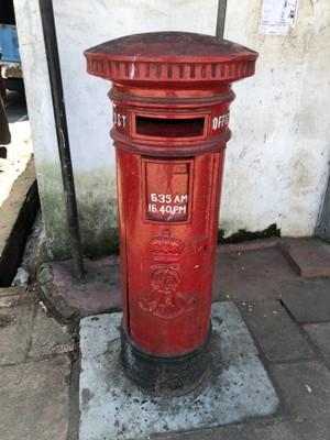 Edward VII post box (1901-1910)