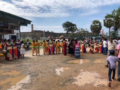 Sri Lanka National Day parade
