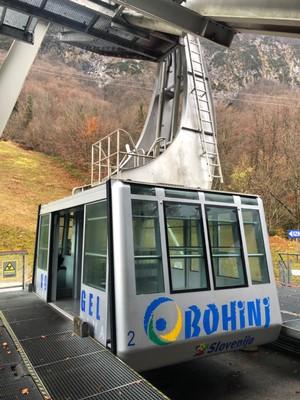Vogel cable car