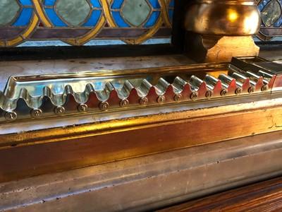 Cigar trays in Parliament