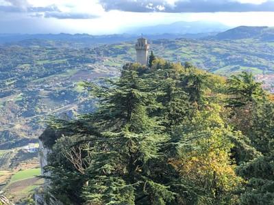 Third Tower of San Marino