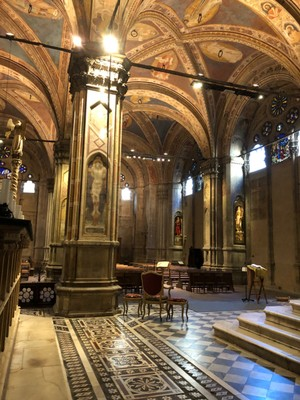Orsanmichele Church in Florence