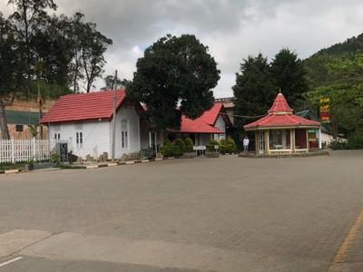 Ella railway station