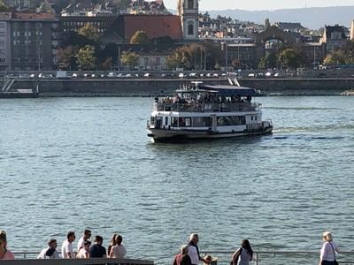 Danube ferry