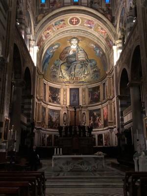 Apse of Pisa Duomo