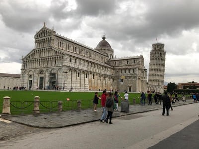 Pisa Duomo and the Leaning Tower