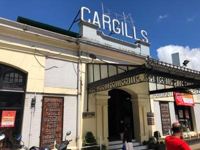 Cargill's supermarket