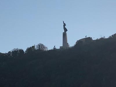 Liberty Monument of Gellért Hill